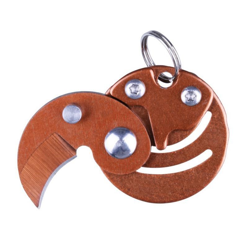 Coin-Knife-Keychain-Folding-Pocket-Camping-Hiking-EDC-Blade-Survival-Mini-Tools thumbnail 30